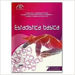 Amazon.com: Estadística básica (9789588351773): Adriana ...