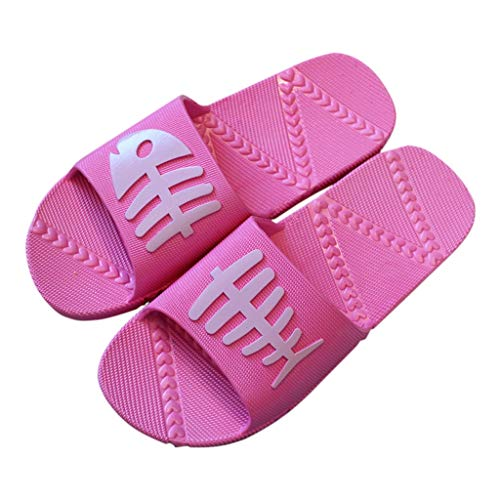 Student Cute Rosa Huyp Pantofole Rossa Summer Dormitorio 40 Girl Sandali Home Moda dimensioni Female qwXSznXt