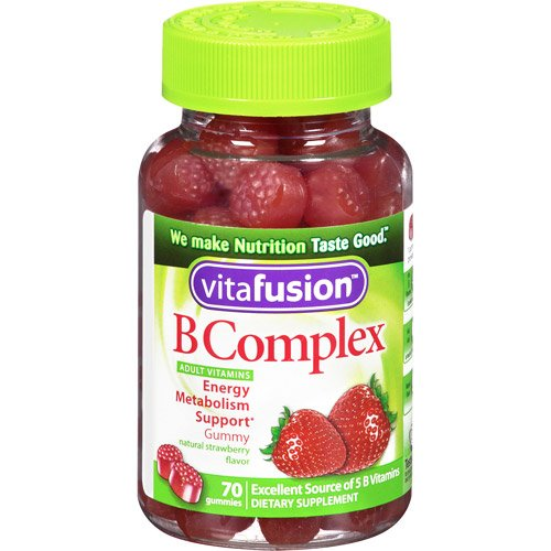 B Complex Gummy Vitamins, 3 Count