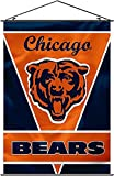 Fremont Die Chicago Bears 28x40 Satin Polyester Wall Banner