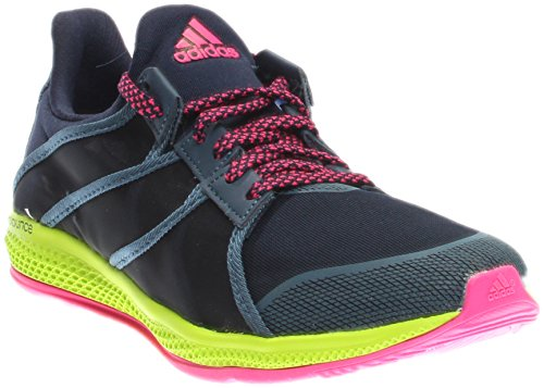Adidas Performance Women's Gymbreaker Bounce Training Shoe,Collegiate Navy/Blue/Shock Pink,8 M US