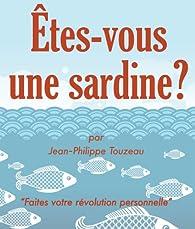 Êtes-vous une sardine ? par Jean-Philippe Touzeau