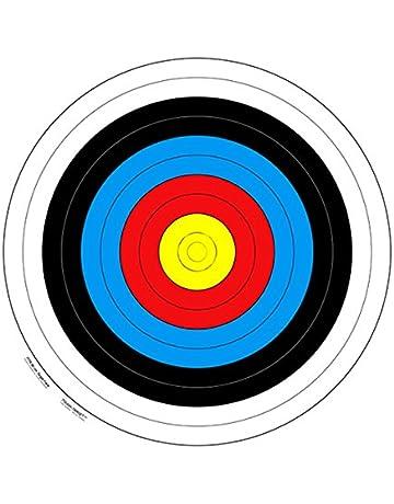 Borlai 30PCS//Set Archery Papers 40 x 40cm Archery Target Faces Archery Accessories