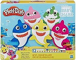 Hasbro Play-Doh Baby Shark