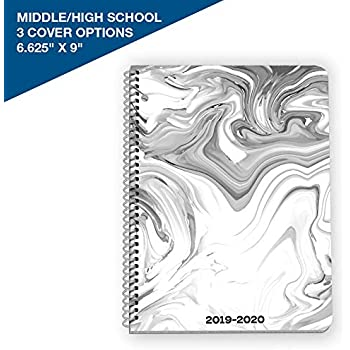Amazon.com : Dated High School or College Student Planner ...