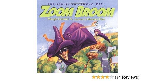 Zoom broom margie palatini 9780786814671 amazon books fandeluxe Image collections