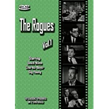 The Rogues-Volume One-TWO DVD Set-10 Classic Episodes