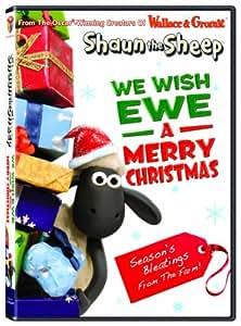 Shaun the Sheep: We Wish Ewe A Merry Xmas