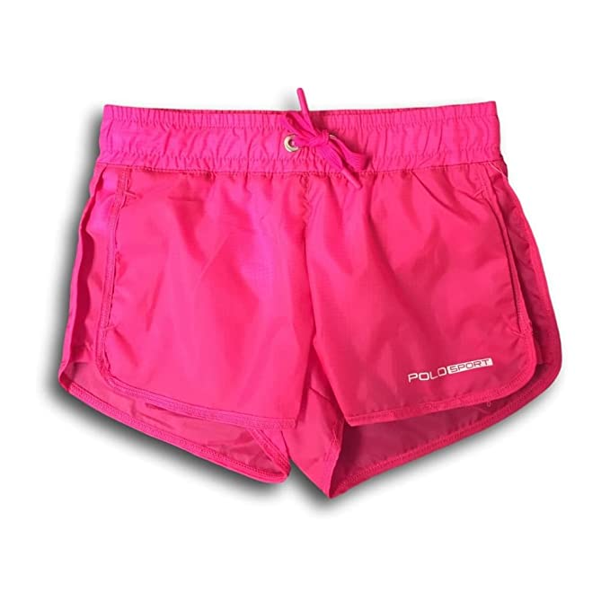 736f8c091a6 Ralph Lauren Polo Sport Girls' Shorts: Amazon.ca: Clothing & Accessories