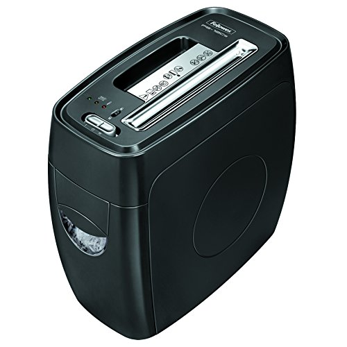 Fellowes Powershred 12 Sheet Cross-Cut Paper and Credit Card Shredder