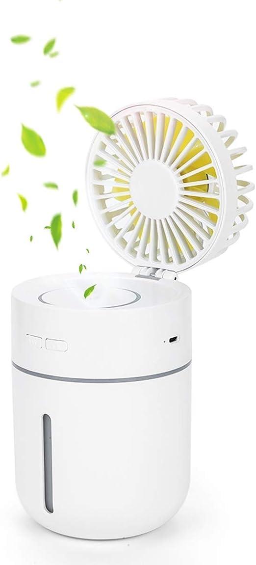 Ventilador De Nebulización Personal Portátil, USB Cool Mist ...