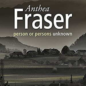 Person Or Persons Unknown Audiobook