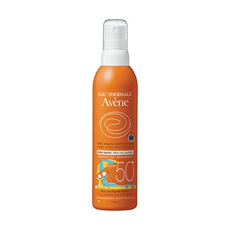 Avène – Besondere Kinder Spray 50 + Avène 200 ml