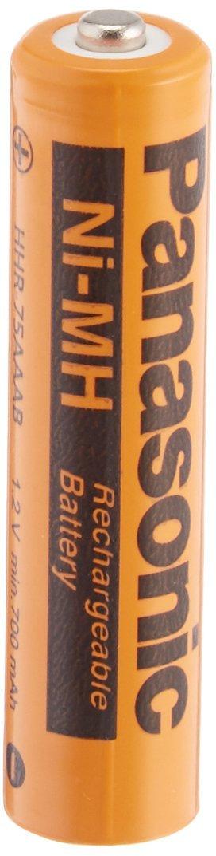 Panasonic 4 Baterias Recargables Aaa Nimh Tel. Inalambr.  X4