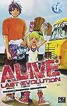 Alive Last Evolution, tome 11 par Kawashima