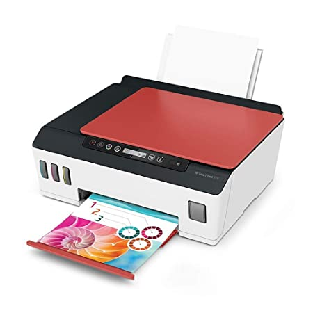 LLMLCF Impresora Portátil, Impresión A Color, Copiado, Escaneo ...