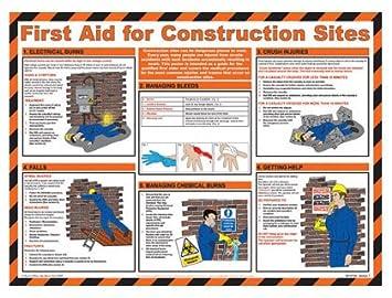 Carteles de seguridad 420 x 590 primeros auxilios para ...