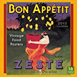 Bon Appetit 2013 Wall (calendar) (English and French Edition)