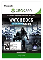 Watch_Dogs - Season Pass - Xbox 360 (NCSA) [Digital Code]- Xbox 360 Digital Code