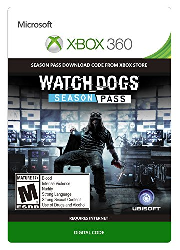 Watch_Dogs Season Pass Xbox Digital product image
