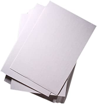 House of Card Paper A4 220 gsm Card White Pack of 100 Sheets Good Quality