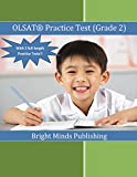 OLSAT Practice Test (Grade 2): (With 2 Full Length Practice Tests)