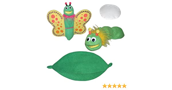 Amazon.com: Get Ready Kids Life Cycle Puppet Set: Toys & Games