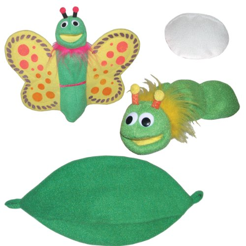 Get Ready Kids Life Cycle Puppet Set