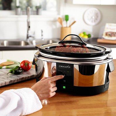 Crock-Pot® Smart Slow Cooker enabled with WeMo™