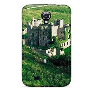 Faddish Phone Castle Case For Galaxy S4 / Perfect Case Cover