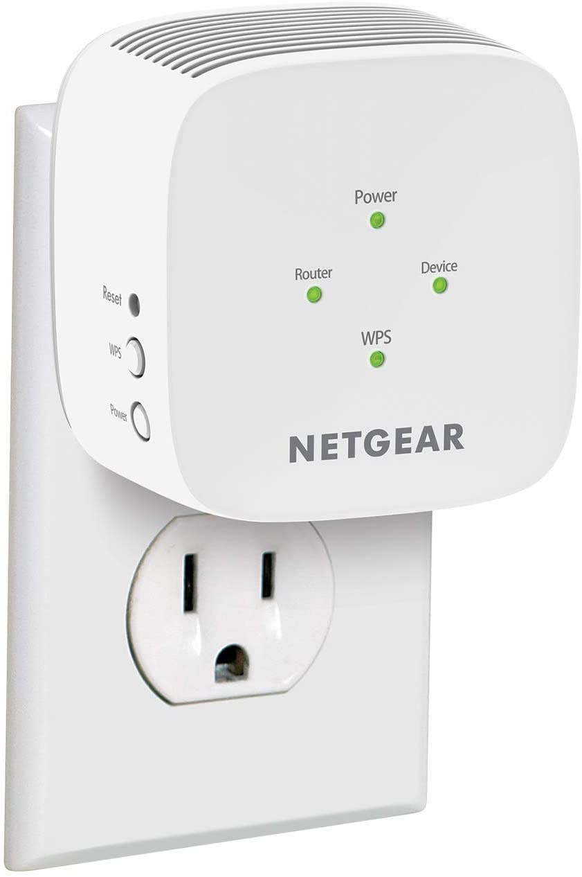 NETGEAR WiFi Range Extender EX5000 – Coverage up to 1500 Sq.Ft. and 25 Devices  $41.99 & FREE Shipping