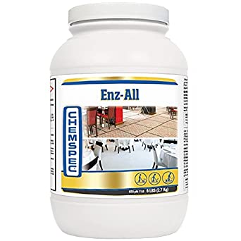 CHEMSPEC BM201 enz-all enzima Pre-Spray, 2,72 kg peso ...