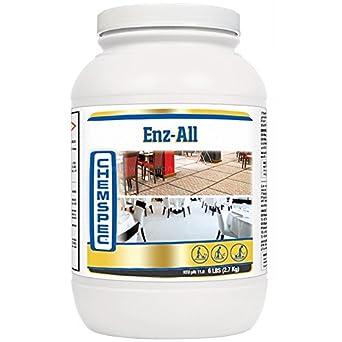 CHEMSPEC BM201 enz-all enzima Pre-Spray, 2,72 kg peso ...