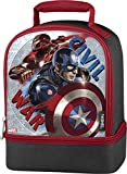 Thermos Dual Lunch Kit, Captain America Civil War