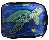 Sea Turtle Backpack, Sea Turtle Book Bag - Support Wildlife Conservation - Read How