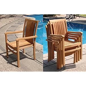 51hIOD6KjjL._SS300_ Teak Dining Chairs & Outdoor Teak Chairs
