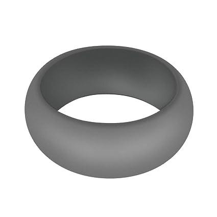 a8cf13d9ef52b Amazon.com: 1X Silicone Wedding Engagement Ring Men Women Rubber ...
