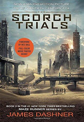 Scorch Trials Movie Tie Runner