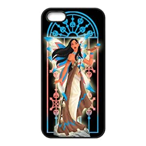 iPhone 5,5S Cases Phone Case Cover Pocahontas 5R55R3515235
