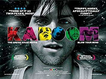 Amazon.com: Kaboom 11 x 17 Póster de la película: Home & Kitchen