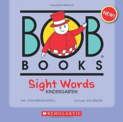 Bob Books Sight Words Kindergarten by Cartwheel Books