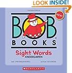 Bob Books: Sight Words Kindergarten Set