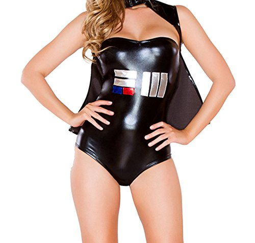[YeeATZ Galactic Space Leader Costume(Size,S)] (Costumes With Mumus)