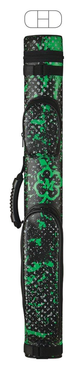 マクダーモット75 – 0937グリーングランジビリヤードPool Cueケース2 x 2 B077R58NH8