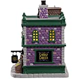 Lemax Village Collection Ghouly Grocer #95458