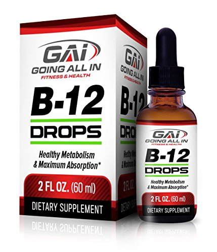 Vitamin B12 Complex Liquid Drops