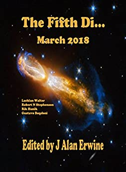 The Fifth Di... March 2018 by [Erwine, J Alan]