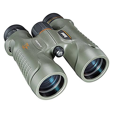 Bushnell Trophy Bone Collector Binocular, 10 x 42mm, - 3 Light Jt System