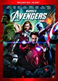 Marvel's The Avengers (Two-Disc Combo in DVD Packaging) [Blu-ray + DVD] (Bilingual)