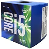 Intel i5 6400 Skylake 2.7GHz Quad Core 1151 Socket Processor